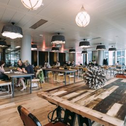 London - WeWork South Bank Lounge