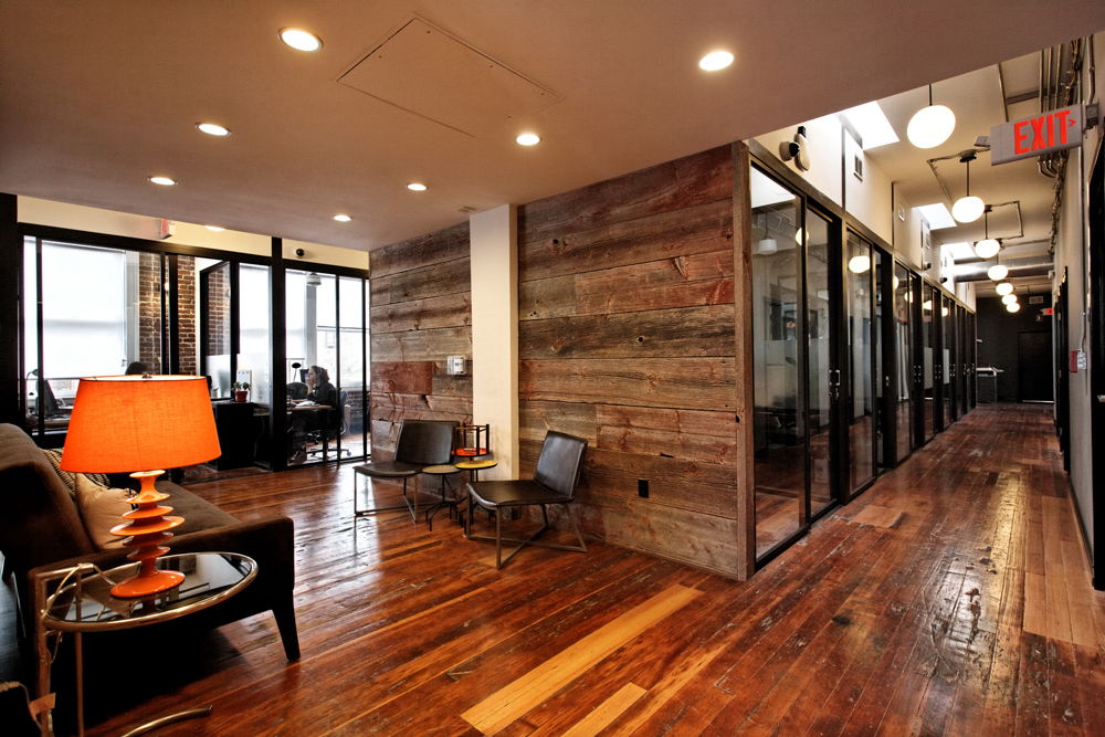 San Francisco - WeWork SOMA Lounge