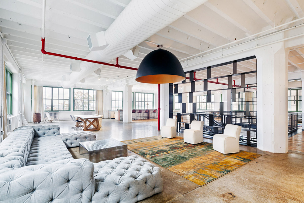 space with industrial charme | © Splacer