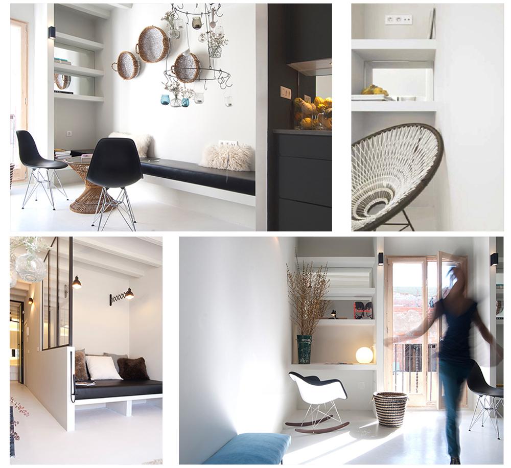 BlackWhiteHouse, Barcelona