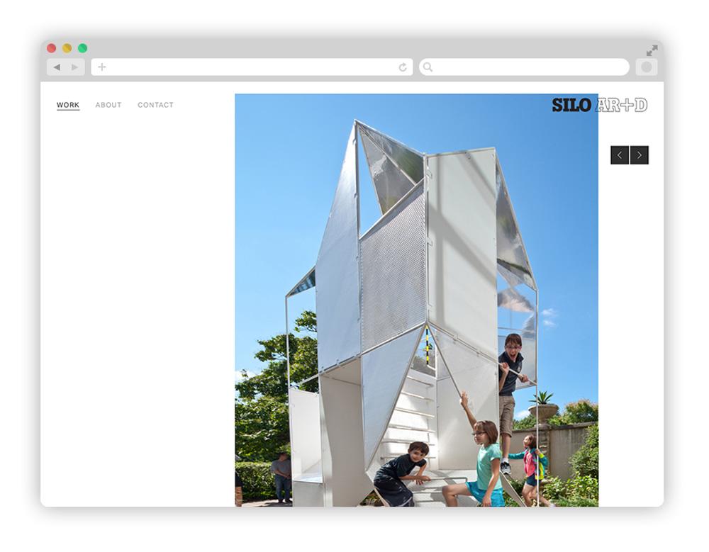 SILO - Architecture startup