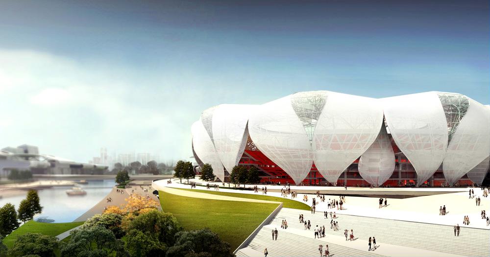 Hangzhou Olympic Sports Center