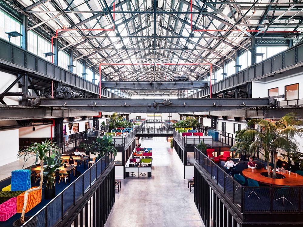 New Lab, Brooklyn Navy Yard, Macro Sea