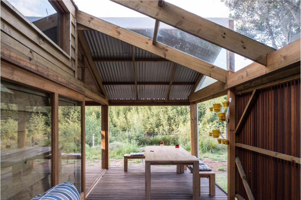 Timber Cabin in Suurbraak