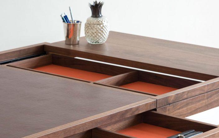 Bullenberg's desk