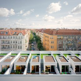BIG YARD Co-Housing Zelterstrasse 5 by zanderroth architekten