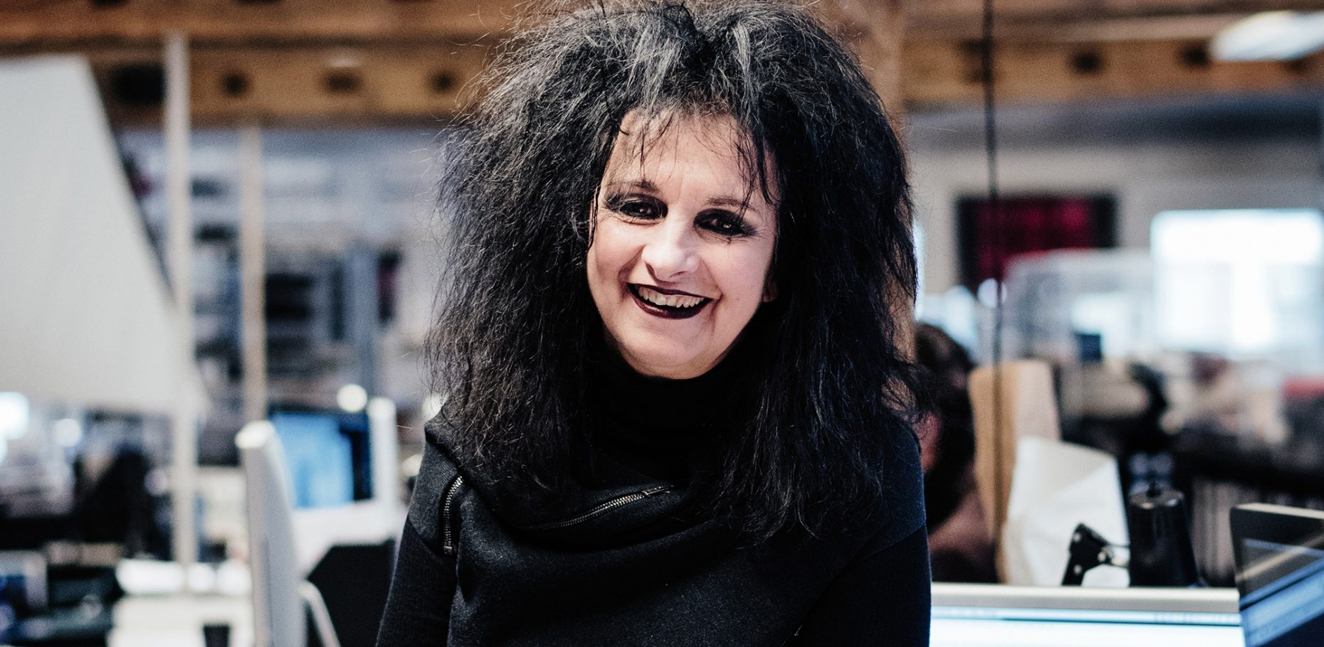 Odile Decq, founder of Studio Odile Decq in Paris and director of the private architecture university Confluence Institute for Innovation and Creative Strategies in Architecture in Lyon, France