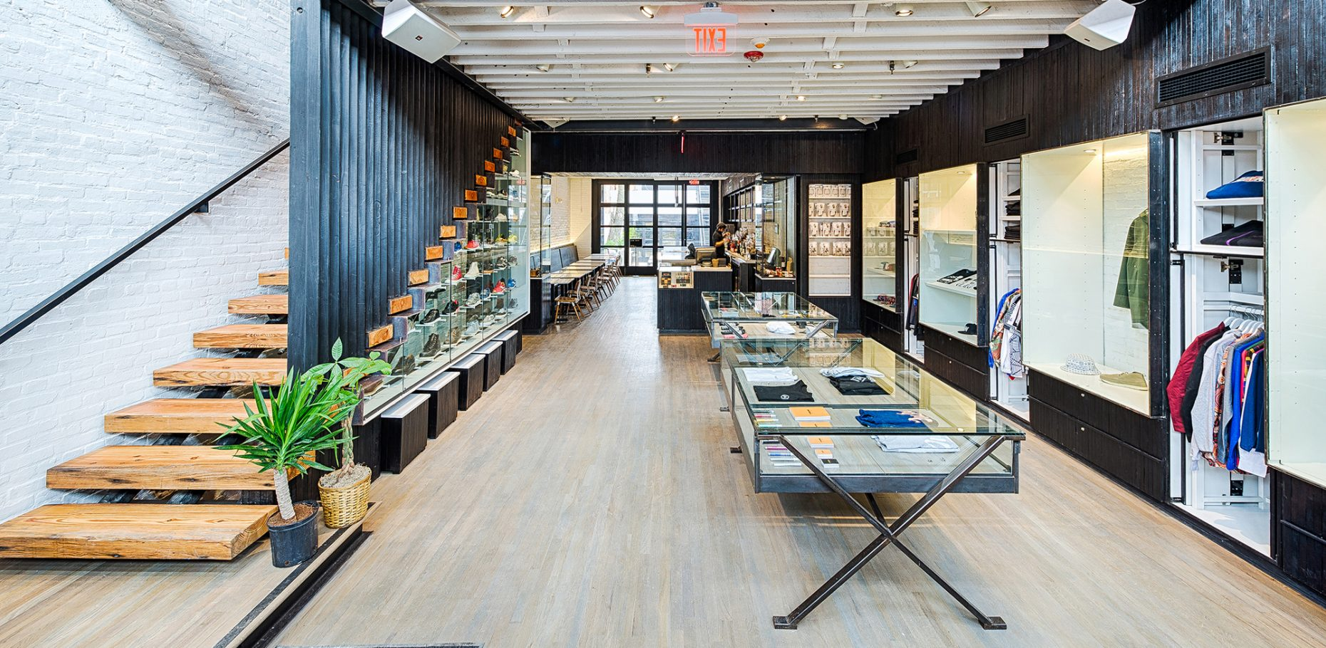 Maketto's retail section