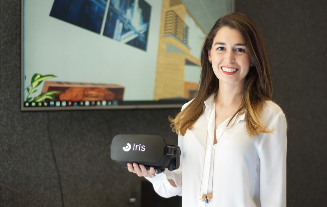 Ailyn Mendoza, Director Customer Experience at IrisVR