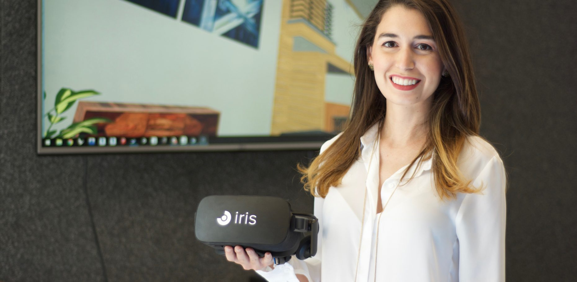 Ailyn Mendoza, Director Customer Experience at IrisVR