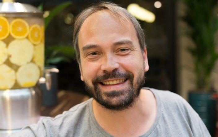 Sébastien Lucas, Founder of Bricks