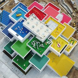 LEGO house by BIG - Bjarke Ingles Group
