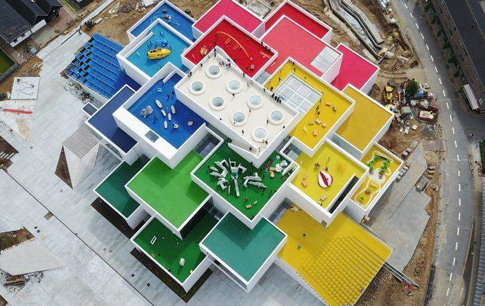 LEGO house by BIG - Bjarke Ingles Group