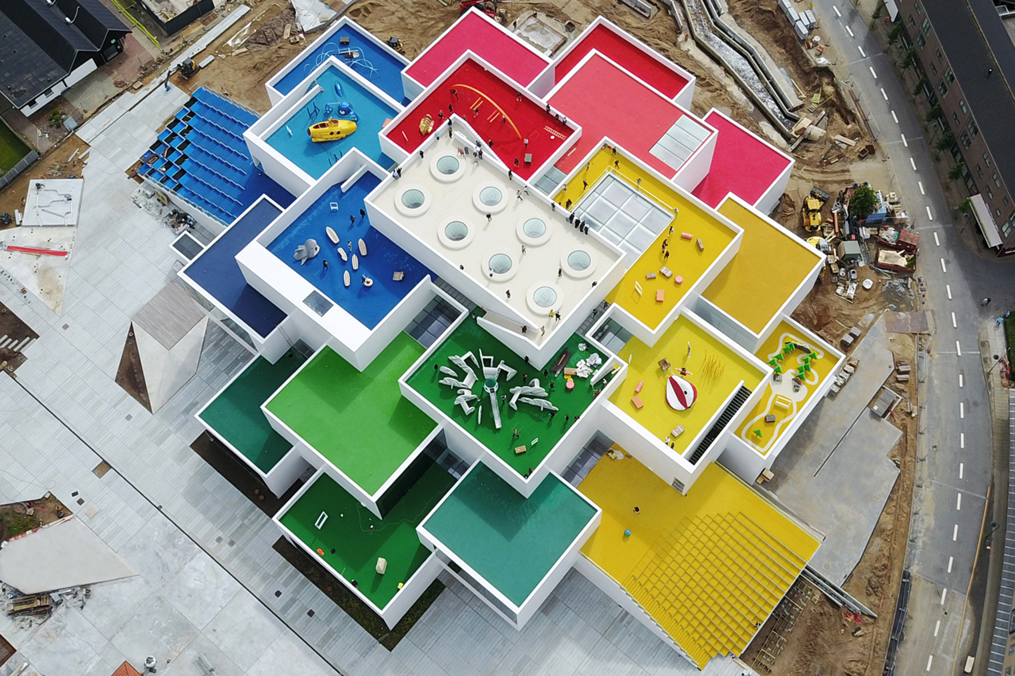 LEGO House by BIG- Bjarke Ingels Group | Archipreneur