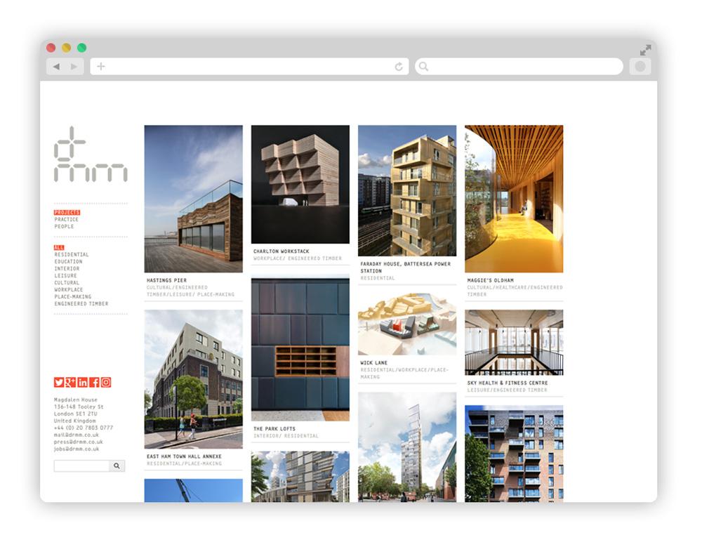 dRMM - Emerging Architecture