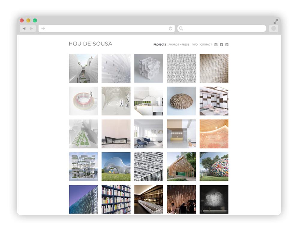 Hou de Sousa - Emerging Architecture