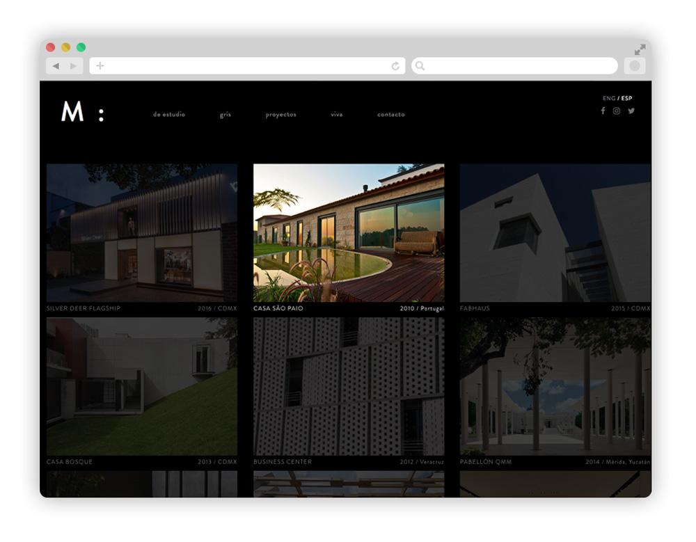 Materia - Emerging Architecture
