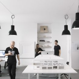 AOR's office in Helsinki - Emerging Architecture