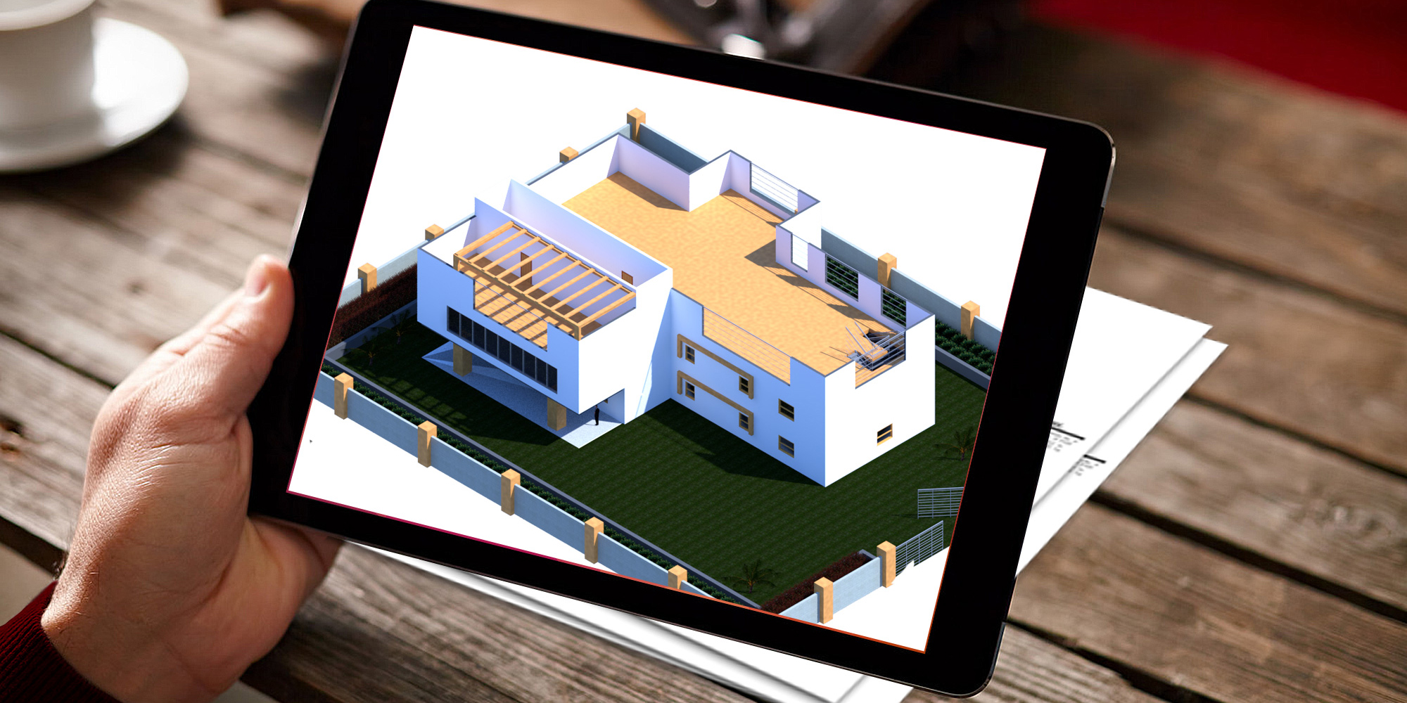 Augmentecture app archipreneur for Augmented reality