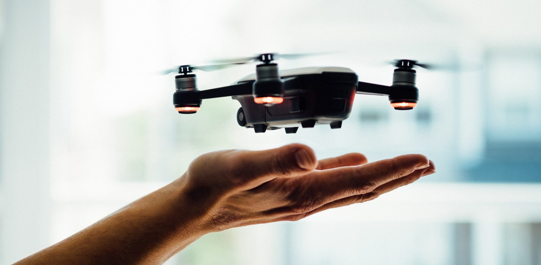 Drones can be used in the ACE industry