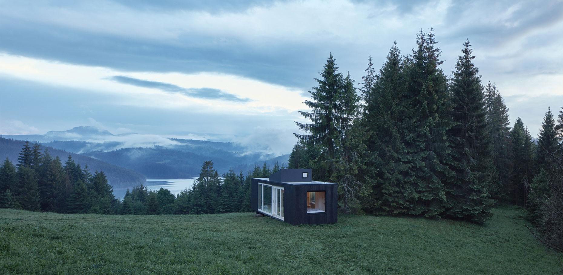 Pre-Fab Cabin
