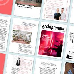 the archipreneur magazine