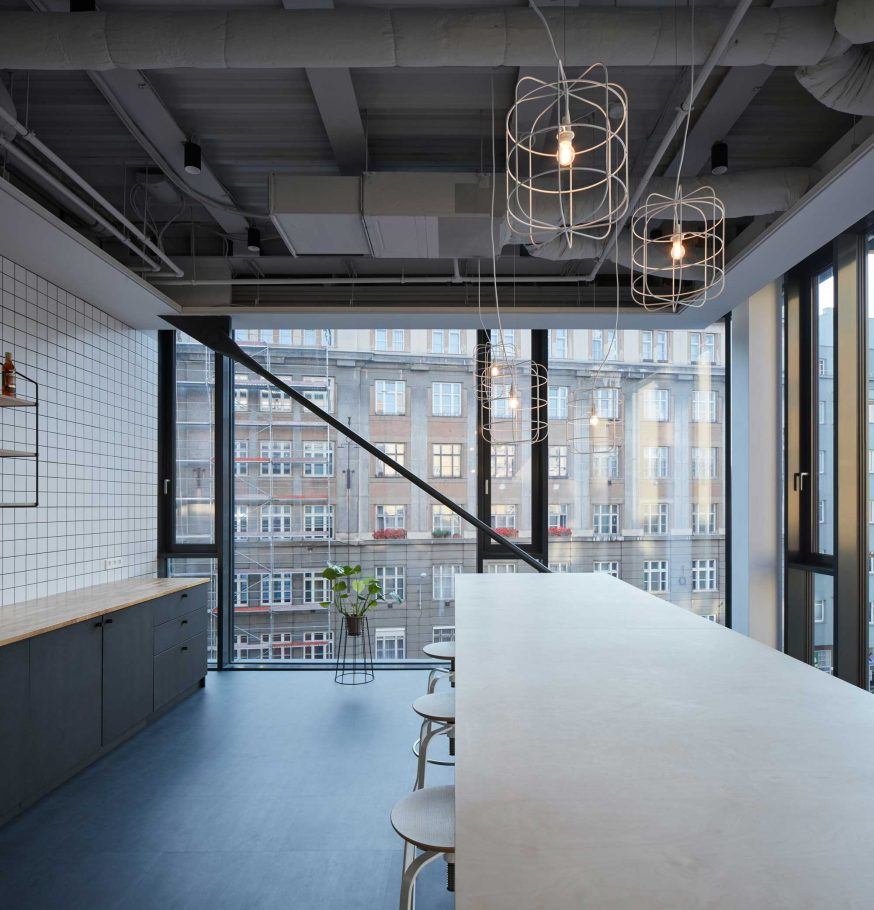 Startup Office Design: New Workspace For A Tech Company