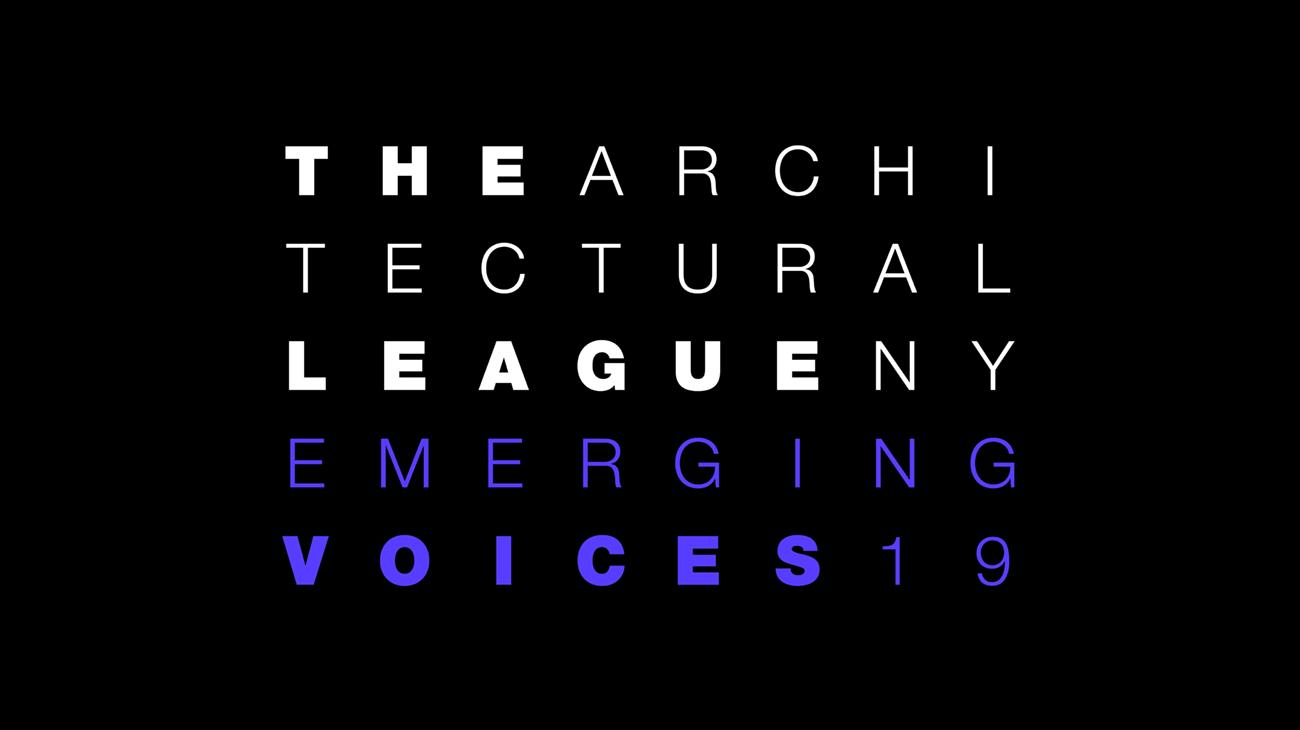 Emerging Architects