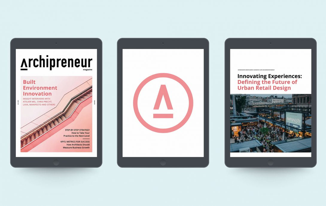 archipreneur magazine issue 02