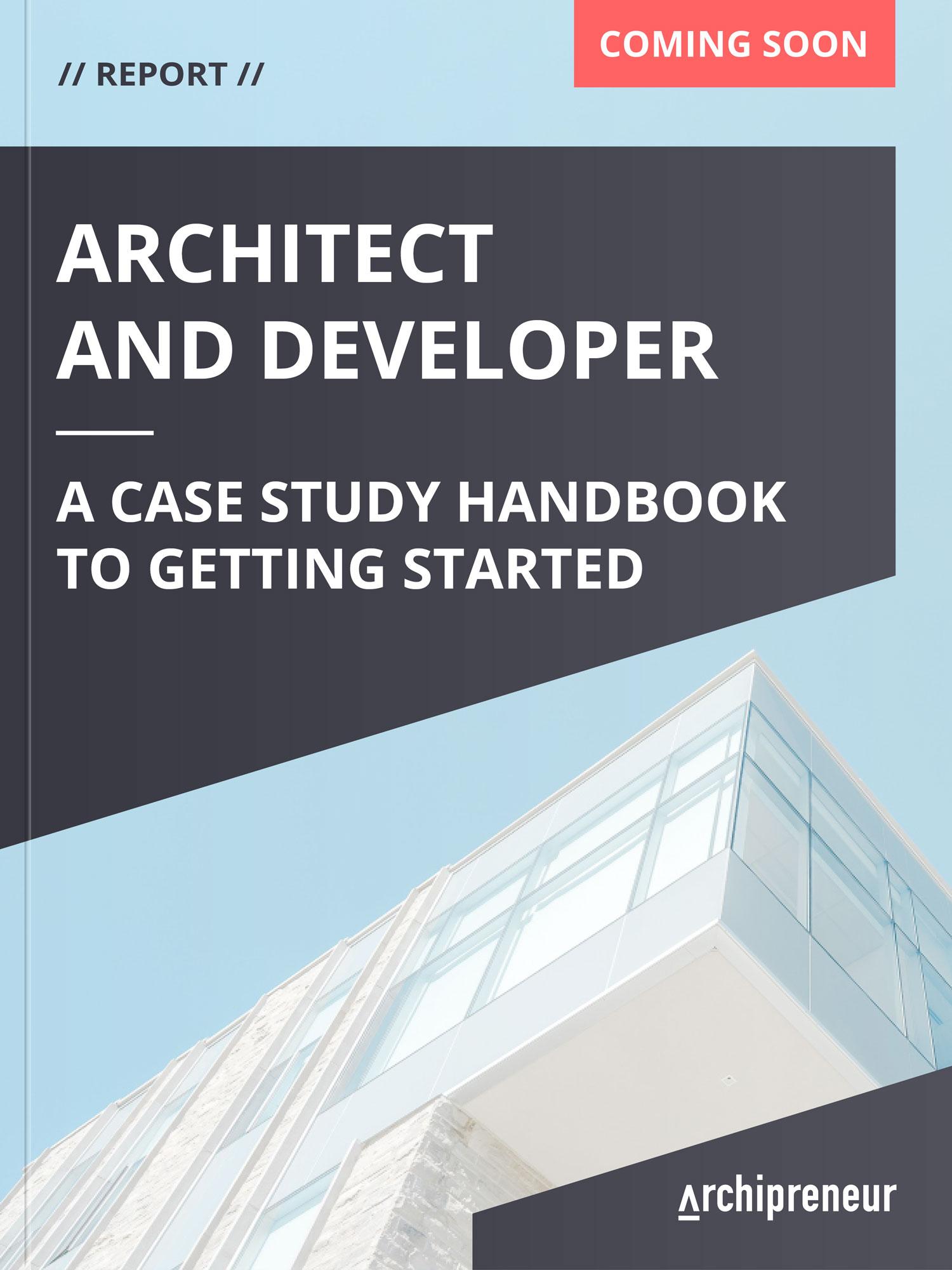 Architect and Developer