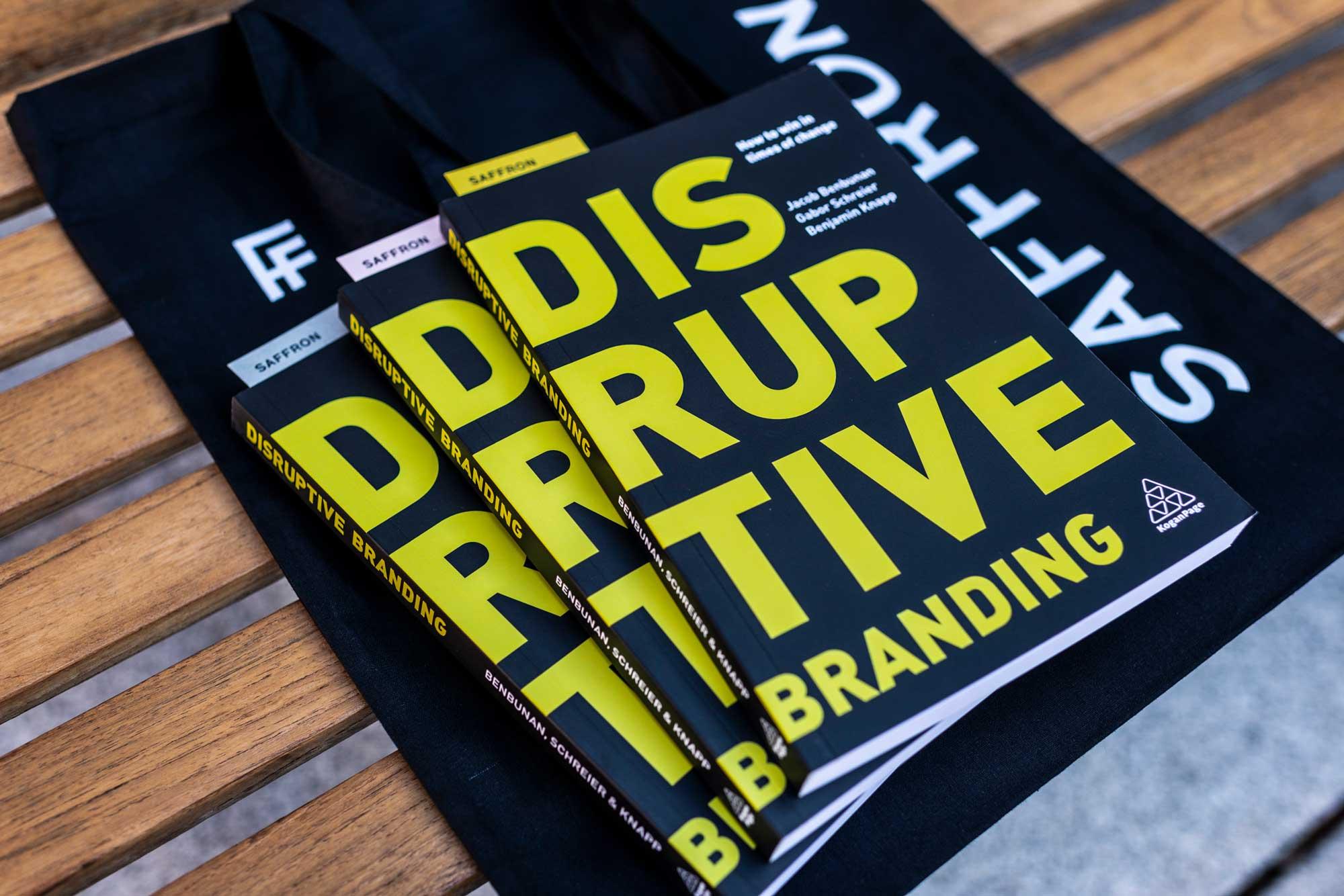 Disruptive Branding
