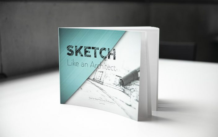Sketch like an architect book